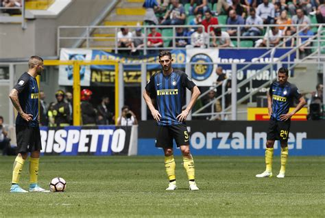 Inter Milan's struggles even include fan walkout- The New ...