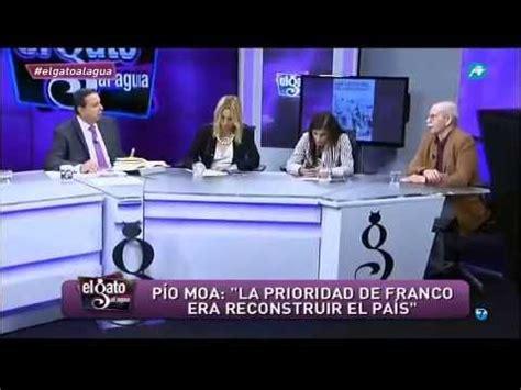 Intereconomía TV - Entrevista a Pío Moa sobre su libro ...