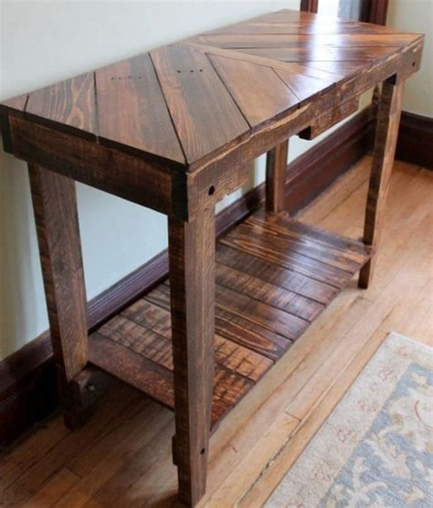 Interesting Wooden Pallet Tables Recycling Ideas | Pallets ...