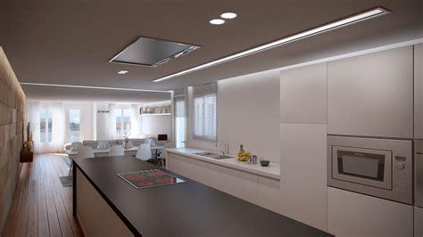 Interiores 3D apartamento Entre 3 Interioristas | Ladinamo
