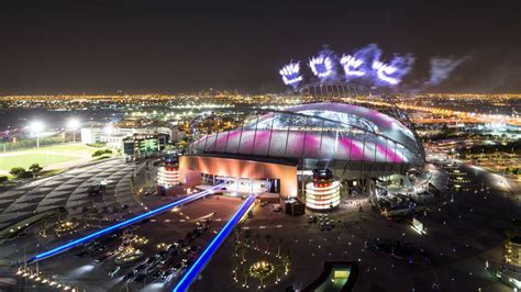 Internacional: Inauguran en Doha el primer estadio del ...