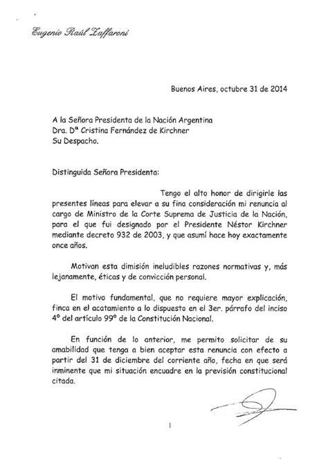 Internautas se burlaron de la renuncia de Zaffaroni en ...