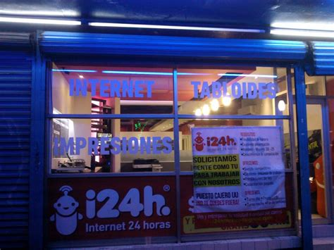 Internet 24 Horas   Printing Services   Insurgentes 228 ...