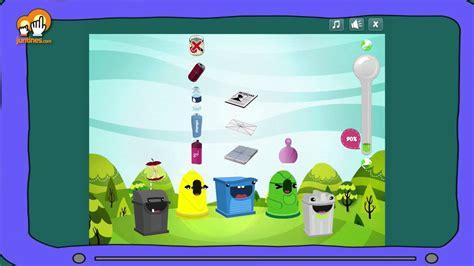 Internet educativo para niños: Enseñar a reciclar de forma ...