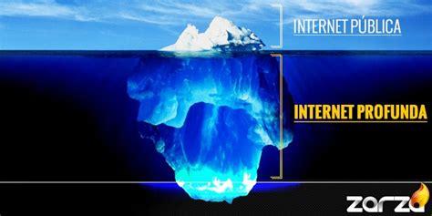 Internet Profunda o Internet Invisible  Deep Web  | ZARZA