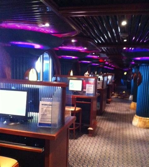 Internet Service Onboard Ship