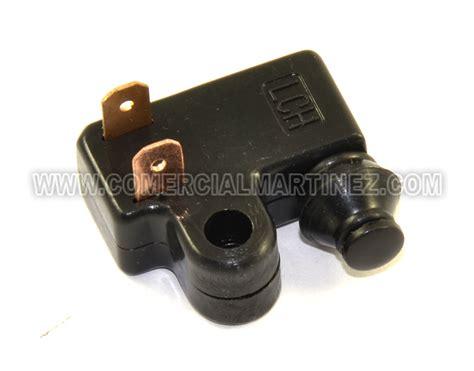 Interruptor de freno Yamaha TMax 500 y 530 Izquierdo ...