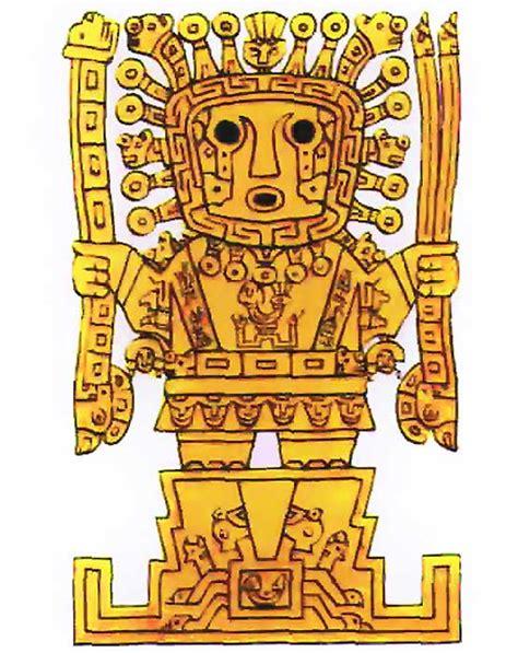Inti, el dios del Sol de los incas: hijo de Viracocha y ...