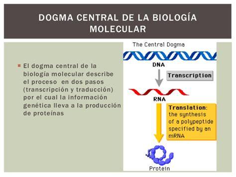 Introduccion a la biologia molecular