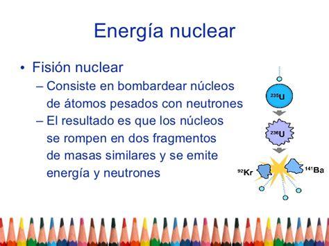 Introduccion a la energia nuclear