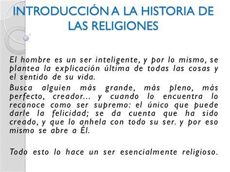 INTRODUCCIÓN A LA HISTORIA DE LAS RELIGIONES - ppt video ...