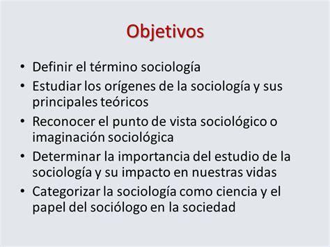 Introducción a la Sociología Capítulo 2 - ppt descargar