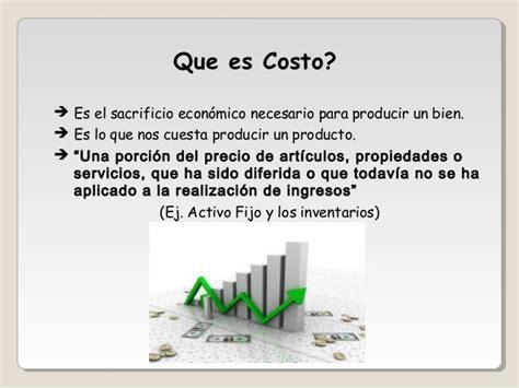 Introduccion a los sistemas de costos 7