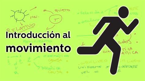 Introducción al movimiento - Física - Educatina - YouTube