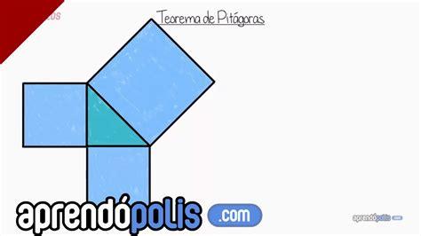 Introducción al Teorema de Pitágoras  explicación    YouTube