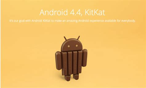 Introducing: Android 4.4 Kitkat | Updato
