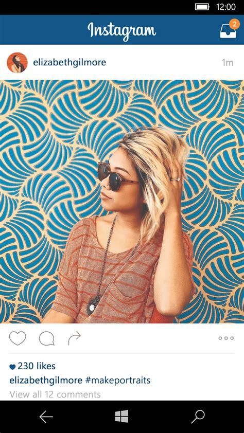 Introducing Instagram for Windows 10 Mobile – Instagram