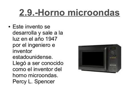 Inventos 1930 1975