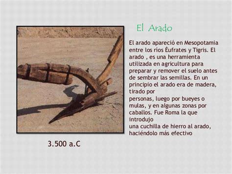 inventos de la prehistoria *U*