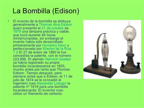 Inventos del siglo xix xx carlos evaristo amicarelli ...