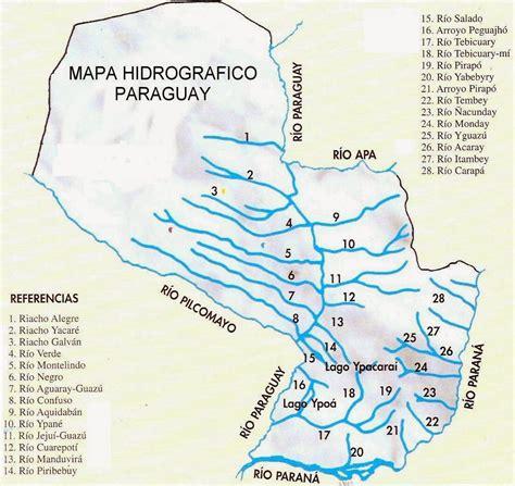 Inversiones en el Chaco Paraguayo: Mapas