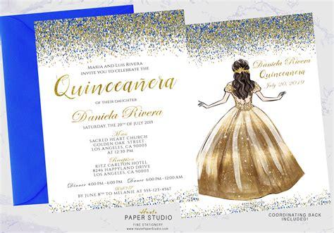 Invitaciones de 15 años para Editar e Imprimir Gratis ...