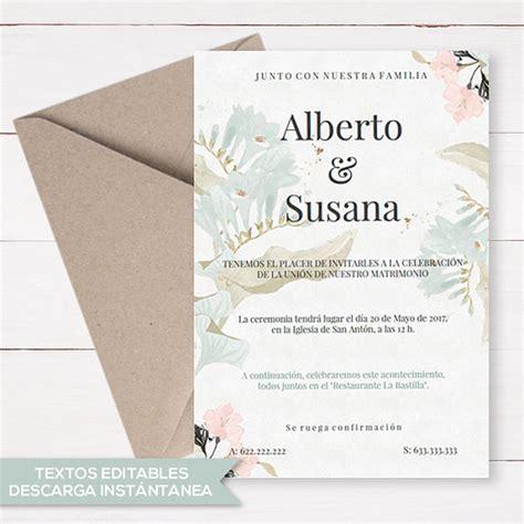 Invitaciones De Boda En Espanol | www.pixshark.com ...