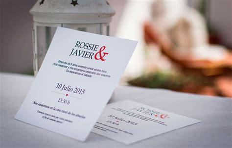 Invitaciones de boda para imprimir gratis: Descarga ...