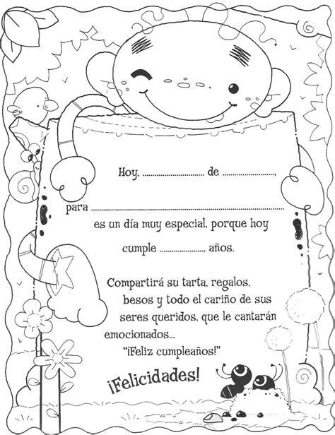 Invitaciones de Cumpleaños originales para imprimir y ...