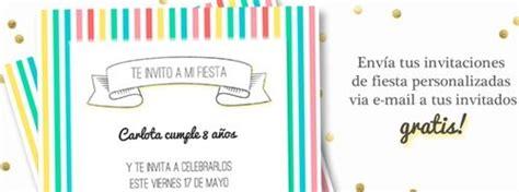 Invitaciones digitales para fiestas con un toque elegante ...