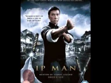Ip Man (Yip Man) El Maestro de Bruce Lee - YouTube