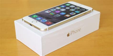 iPhone 6 Plus 128 GB dorado  reacondicionado  por 699€ con ...