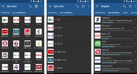 IPTV Pro APK per Android Download gratuito