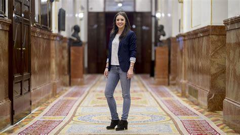 Irene Montero, la joven que reina en el 'Juego de Tronos ...