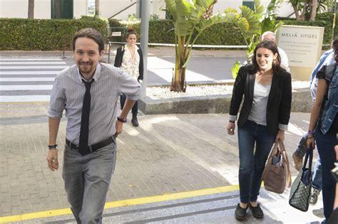 Irene Montero y Pablo Iglesias anuncian que serán padres ...