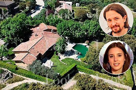 Irene Montero y Pablo Iglesias se compran un chalet para ...