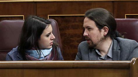 Irene Montero y Pablo Iglesias serán padres de mellizos en ...