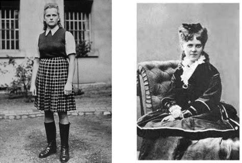 Irma Grese as  the Beautiful Beast    WW2 Gravestone