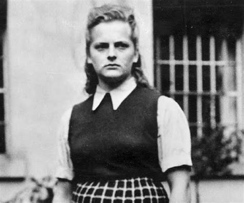 Irma Grese Biography   Facts, Childhood & Life Story of ...