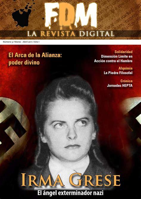 Irma Grese. El Ángel exterminador nazi. by Mónica G ...