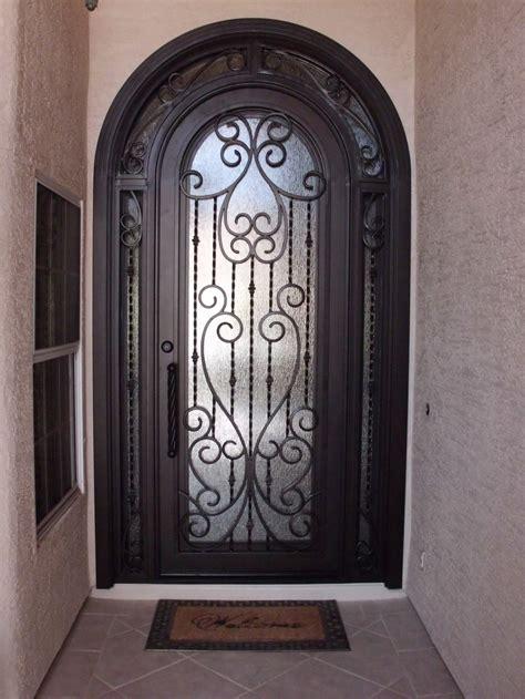 Iron Entry Doors in Phoenix | Landmark Iron Design
