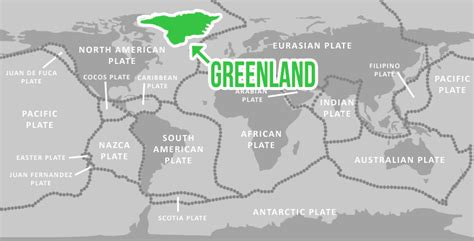 Is Greenland Part of North America? | The 7 Continents of ...
