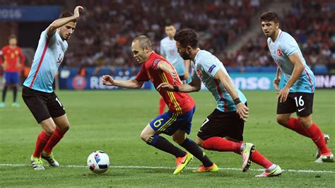IS INIESTA IS SPAIN S GREATEST PLAYER OF ALL TIME ...