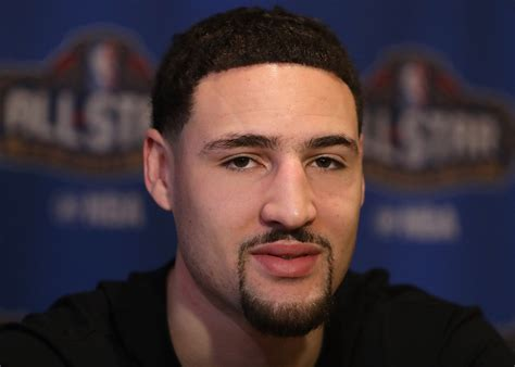 Is Klay Thompson a robot?