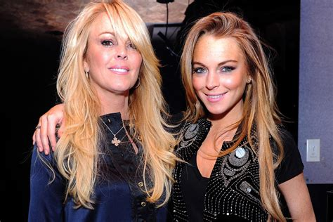 Is Lindsay Lohan finally done with mom Dina? | Page Six