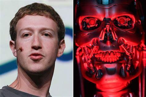 Is Mark Zuckerberg Actually A Cybernetic Terminator Hell ...