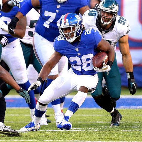 Is Paul Perkins the answer at running back for New York ...