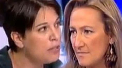Isabel Durán y la polémica con Beatriz Talegón: