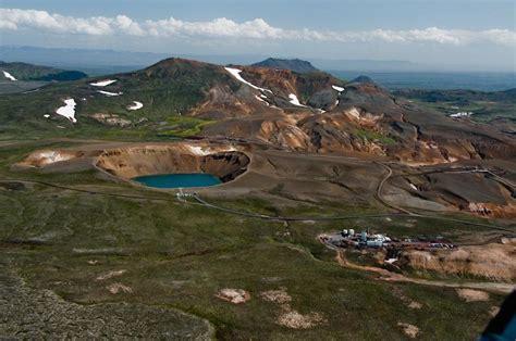 Islandia busca en sus volcanes una fuente sostenible que ...