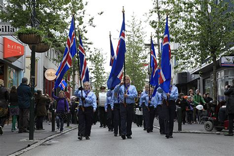 Islandia celebra hoy su fiesta nacional | ISLANDIA360